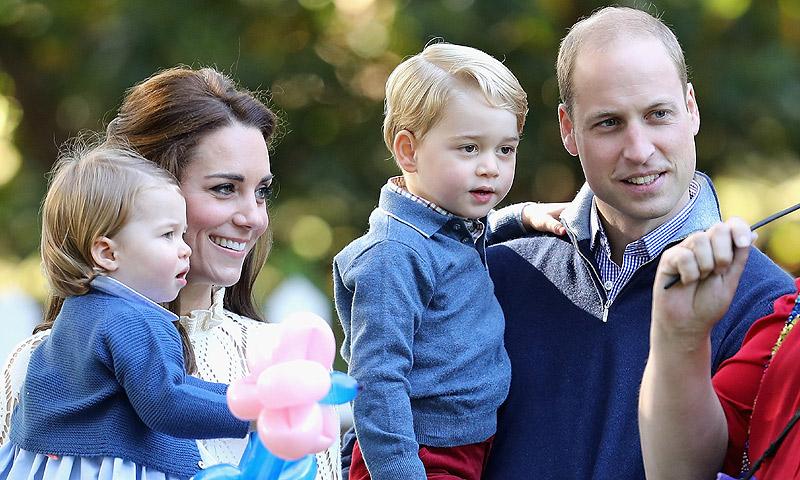 El tercer hijo de los Duques de Cambridge aún no ha nacido y ¡ya tiene página web!