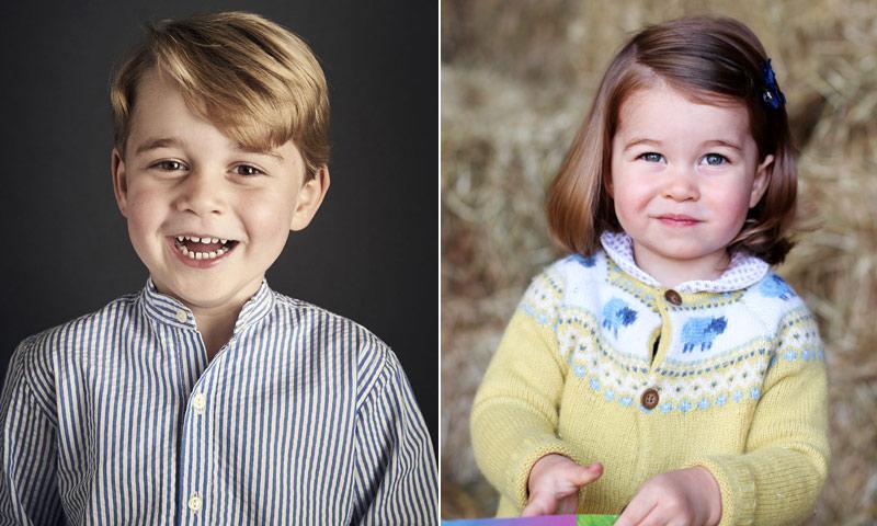 La Duquesa de Cambridge revela cuál es la 'especialidad' de los príncipes George y Charlotte en la cocina