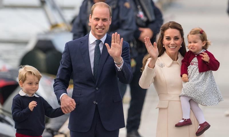 ¿Niño o niña? El príncipe Guillermo da una pista sobre su tercer hijo que está a punto de nacer