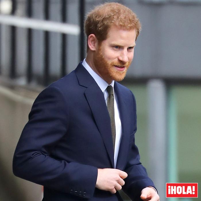 El príncipe Harry y la bonita alusión a Meghan Markle a un mes de su boda