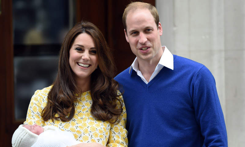 Protocolo del nacimiento del tercer hijo de los Duques de Cambridge