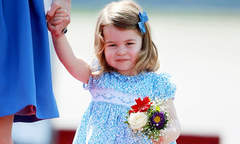Charlotte de Cambridge hace historia tras el nacimiento de su hermano