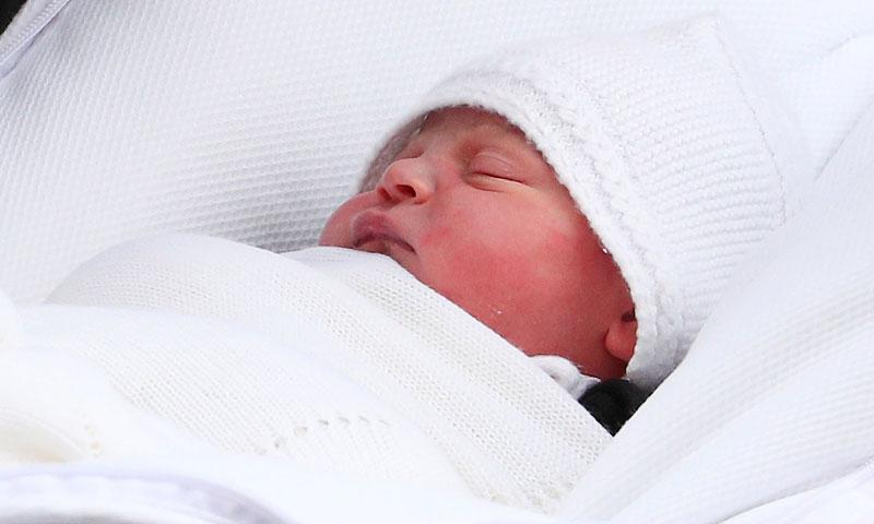 Louis de Cambridge: sus padres registran oficialmente su nacimiento