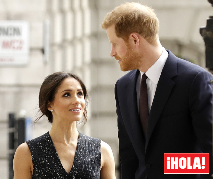 Comunicado del Palacio de Kensington tras conocerse que el padre de Meghan no asistirá a la boda