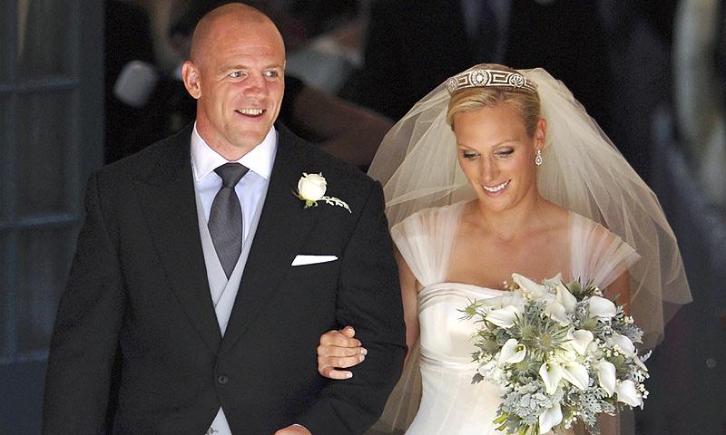 Mike Tindall, esposo de Zara Phillips, recuerda cómo le recibió la Familia Real antes de su boda