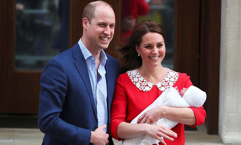 ¡Ya hay fecha para la siguiente celebración en la familia Windsor! El bautizo de Louis de Cambridge