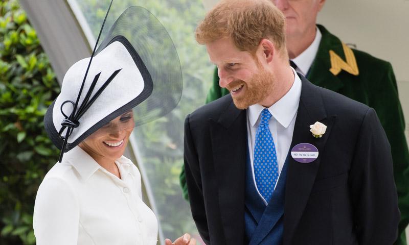 Ese romántico momento de los Duques de Sussex que nos toca el corazón
