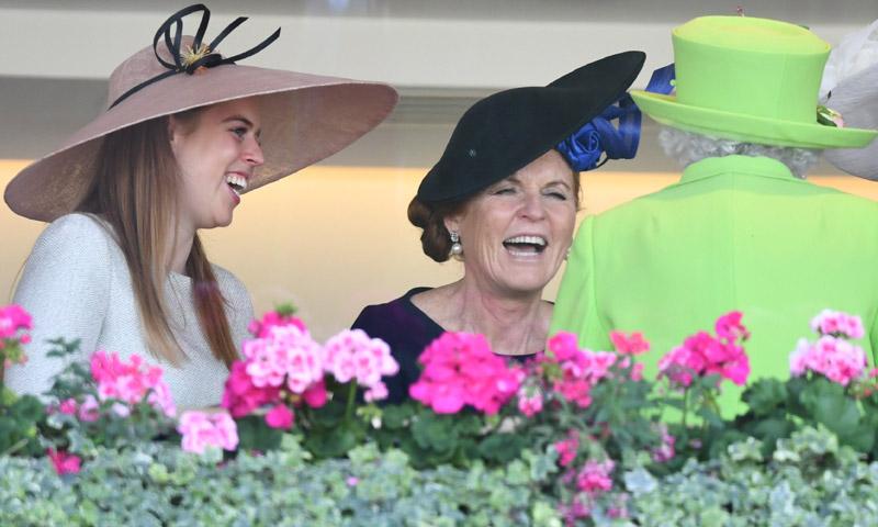 ¡El retorno de Sarah Ferguson! Algo está cambiando en la familia Windsor
