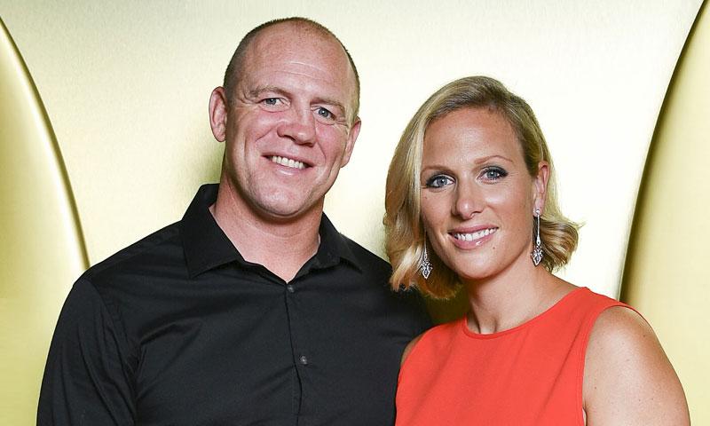 Zara y Mike Tindall revelan el nombre de su segunda hija, un homenaje a la reina Isabel II