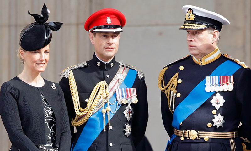 Mudanza en el Palacio de Buckingham