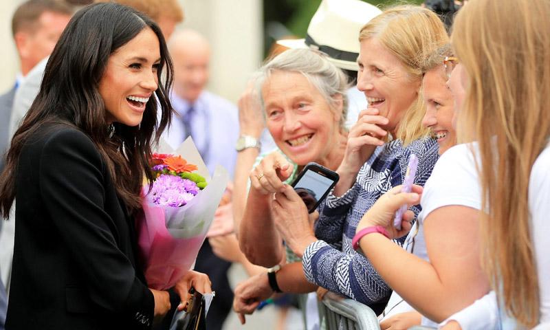 La duquesa de Sussex revela lo que echa de menos de su antigua vida