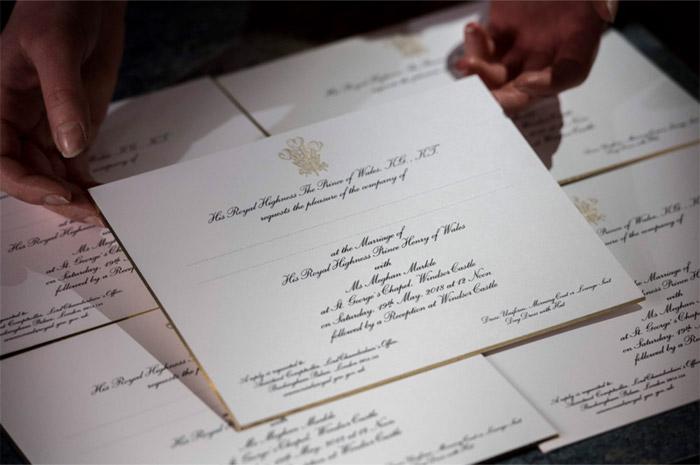 Las Invitaciones De Boda De Eugenia De York Confirman Lo
