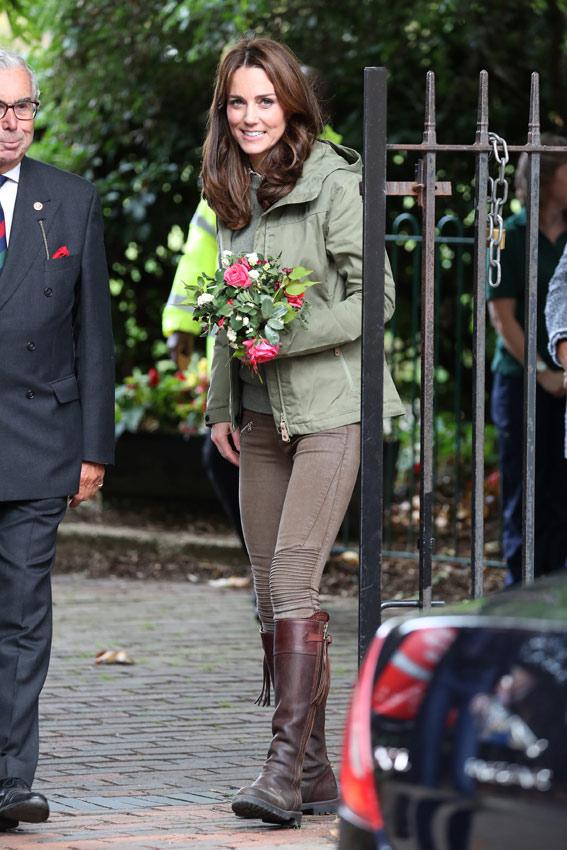 La duquesa de cambrige vuelve al trabajo tras su baja maternal foto - Cambridge trabajo desde casa ...
