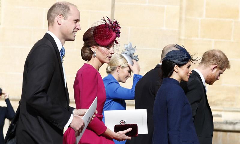 EN VÍDEO: El 2018, un año marcado por las buenas noticias para la Familia Real británica