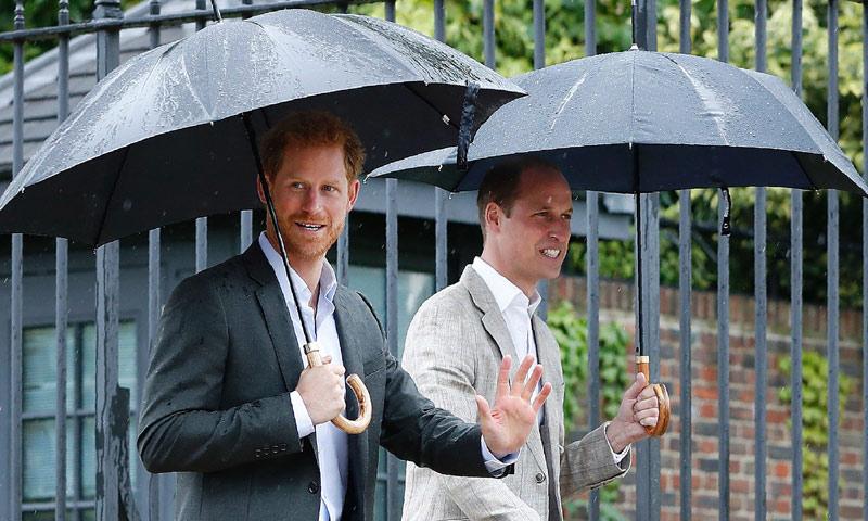 ¡Se avecinan cambios en Kensington! La razón por la que Harry y su hermano separarán sus caminos en 2019