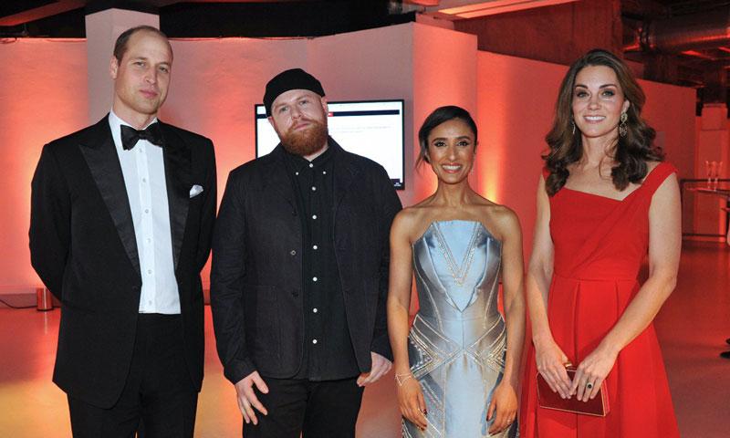 El 'dream team' de la monarquía británica se reúne por su causa favorita