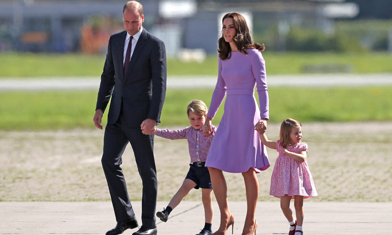 Los duques de Cambridge revelan sus temores de crianza