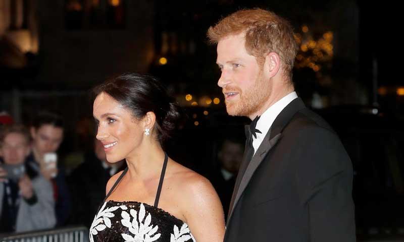 Los Duques de Sussex, las otras estrellas del concierto benéfico al que nunca falla la Familia Real