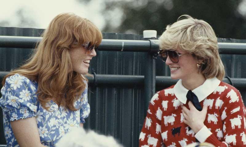 Sarah Ferguson: 'La princesa Diana se habría sentido orgullosa de sus nueras'