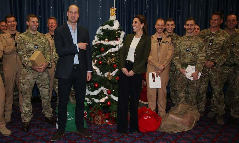 La visita de ida y vuelta de los Duques de Cambridge a Chipre por una buena causa