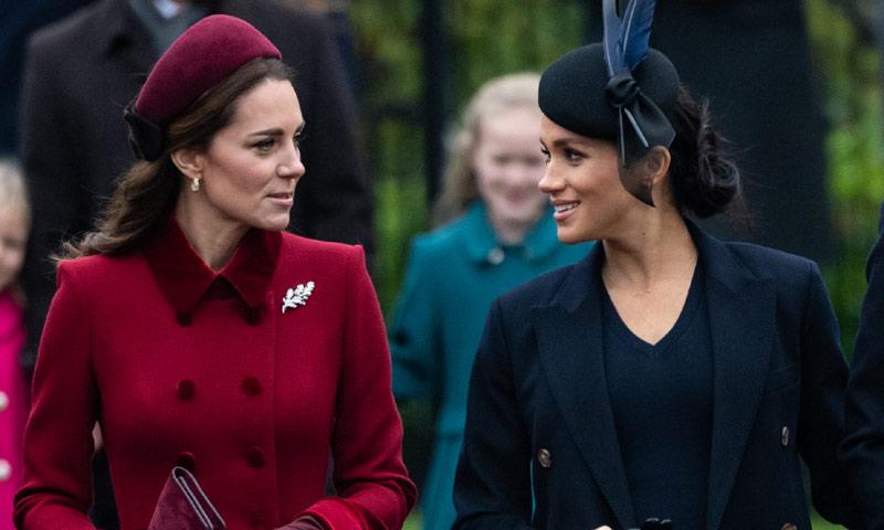 El significativo y cariñoso gesto de Meghan Markle y la Duquesa de Cambridge