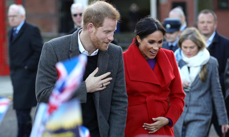 ¡Misterio resuelto! La Duquesa de Sussex revela cuándo está previsto que nazca su hijo