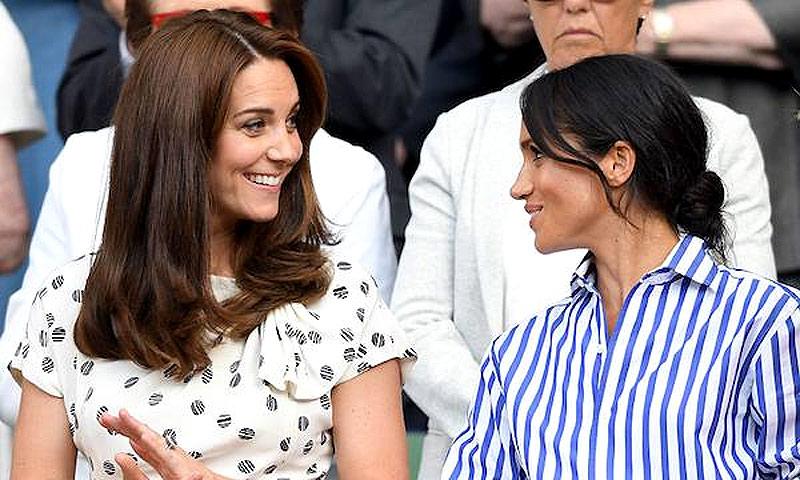 Los trucos de las Duquesas de Cambridge y Sussex para mantenerse en forma