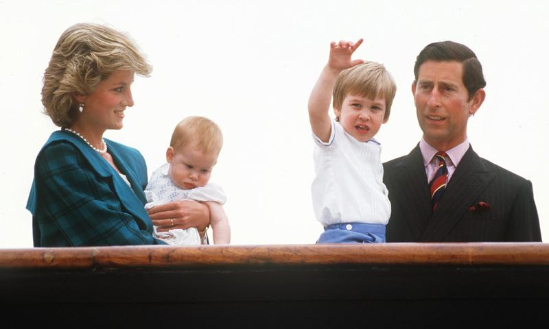 Así aprenden los pequeños Windsor las estrictas reglas de palacio