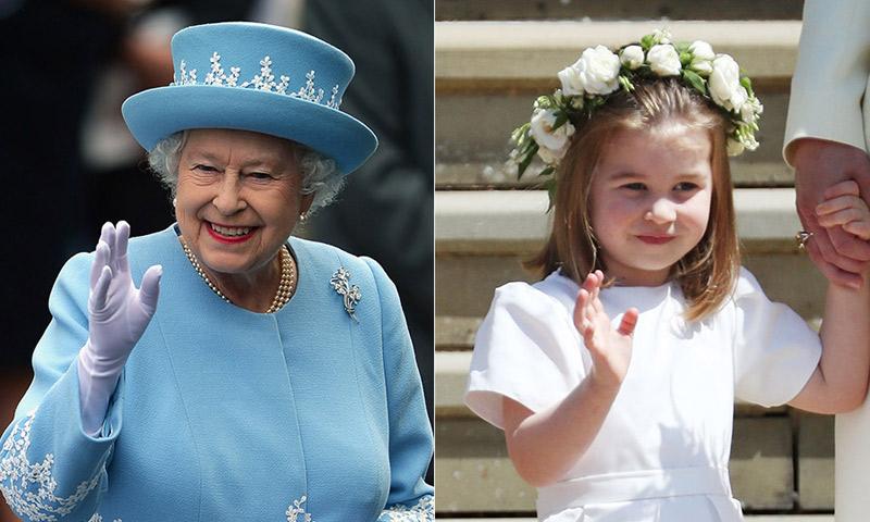 Los 5 detalles que revelan que Charlotte de Cambridge es una digna heredera de su bisabuela Isabel II