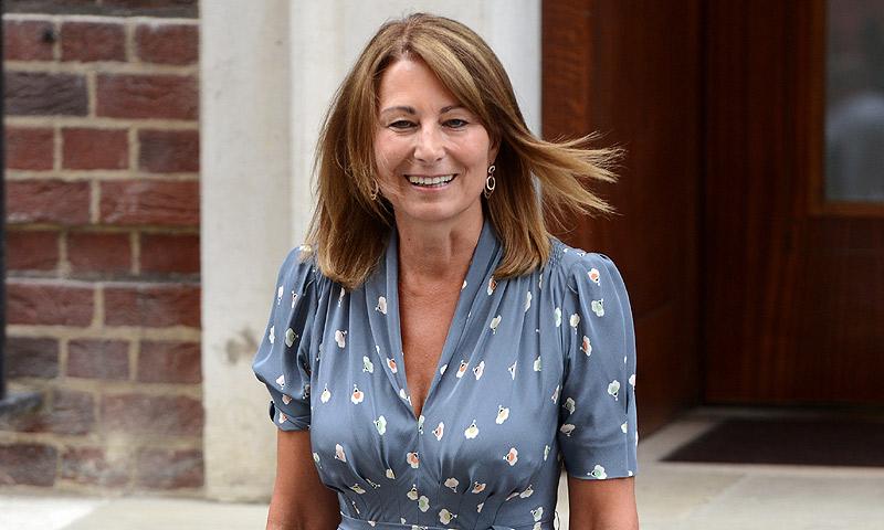 Entrevista exclusiva en ¡HOLA!, Carole Middleton, la madre de Kate, se confiesa