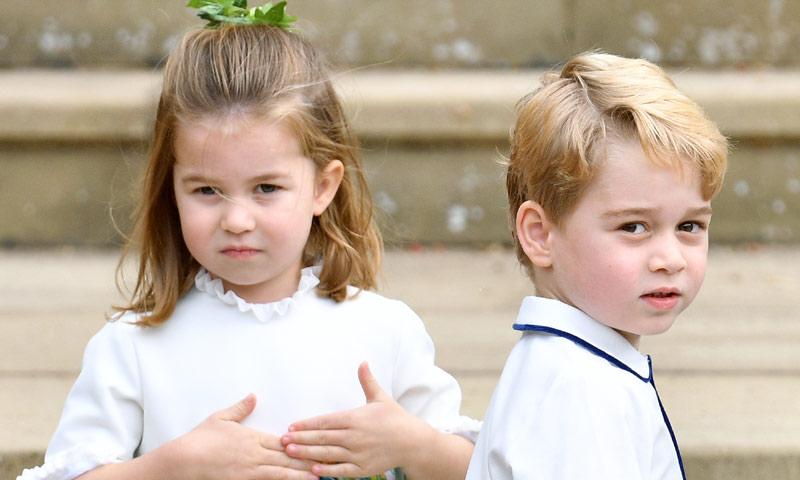 ¿Dulce o salado? Estas son las comidas que más les gustan a los príncipes George y Charlotte