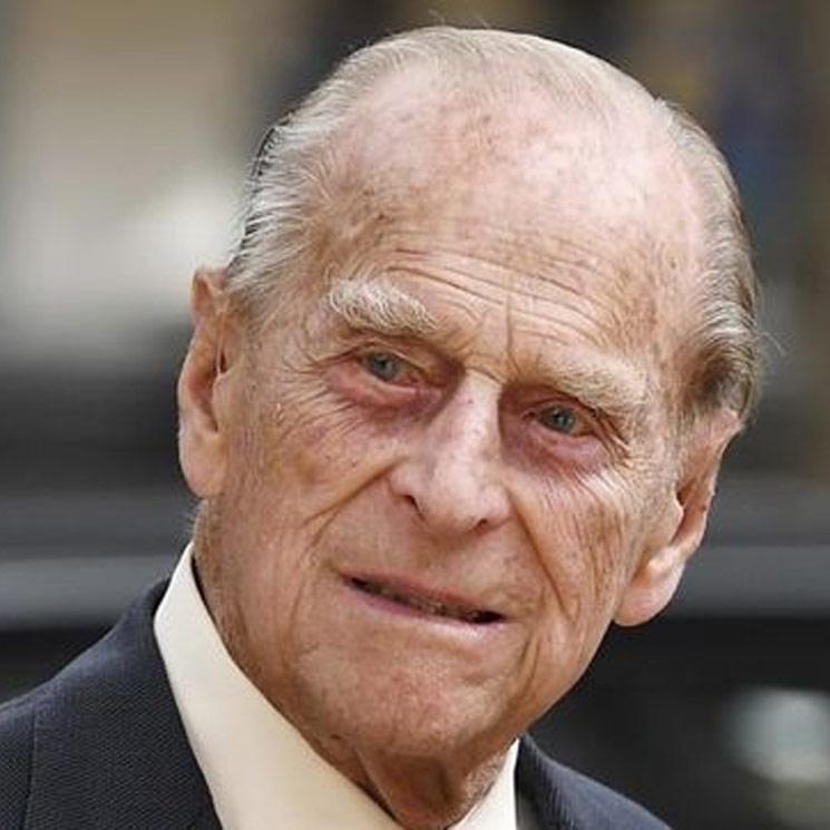 El Duque de Edimburgo no será imputado por el accidente automovilístico
