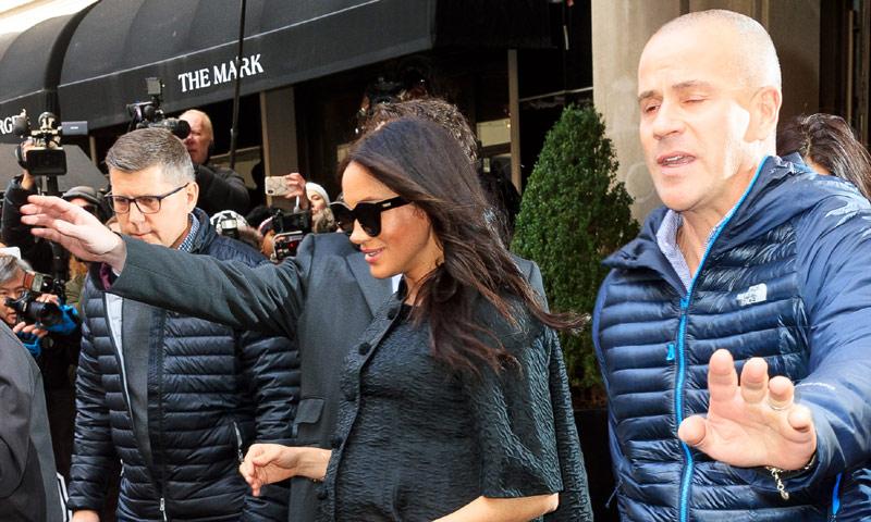 Por qué la duquesa Meghan se vio obligada a abandonar un restaurante de Nueva York después de solo 15 minutos