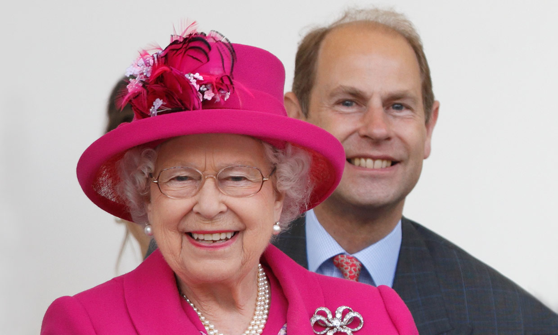 El regalo único de la reina Isabel al príncipe Eduardo por su cumpleaños