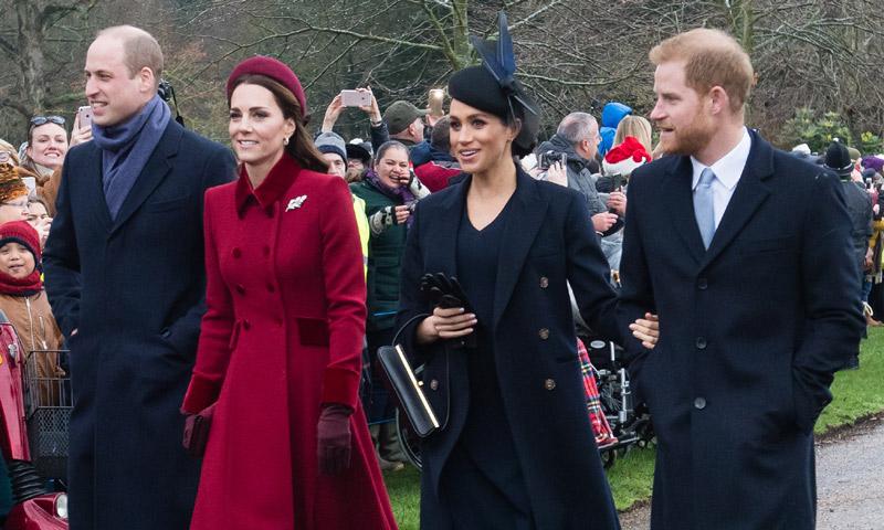 ¿Cómo se llevan los príncipes Guillermo y Harry? El exjefe de prensa de Isabel II rompe su silencio