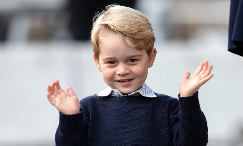 El príncipe George, ¿un futuro 'boy scout'?