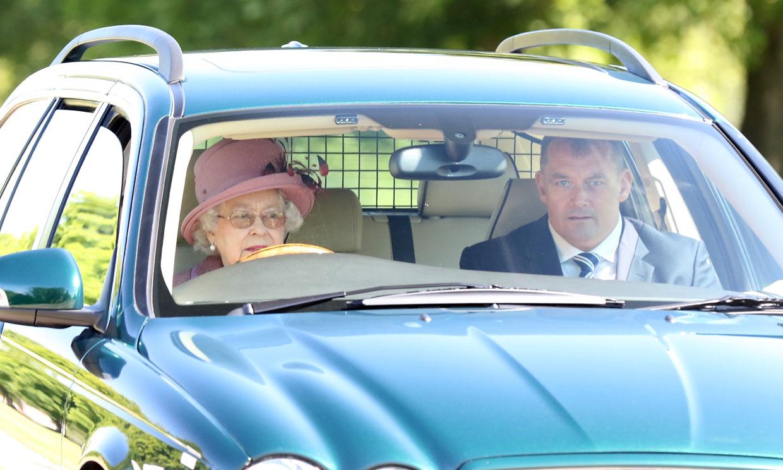 La foto de la reina Isabel II que no se volverá a repetir