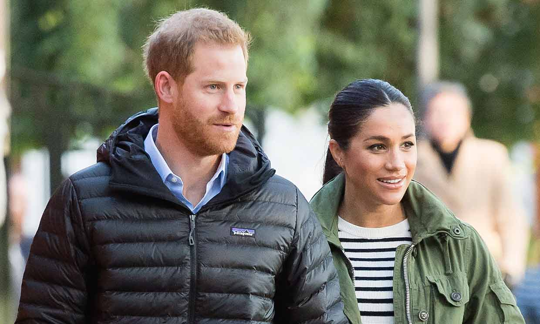 ¡Ya se han mudado! Los duques de Sussex estrenan su nuevo hogar en Windsor