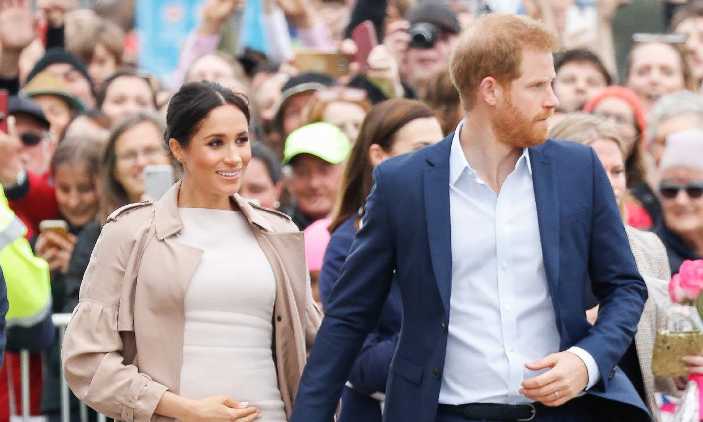 Los regalos que ya han recibido los duques de Sussex para su futuro bebé