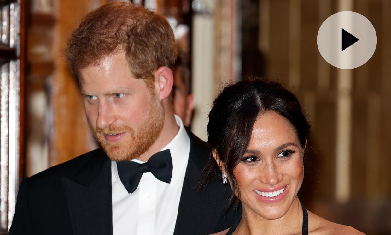 Los duques de Sussex dan nuevos detalles sobre el inminente nacimiento de su hijo