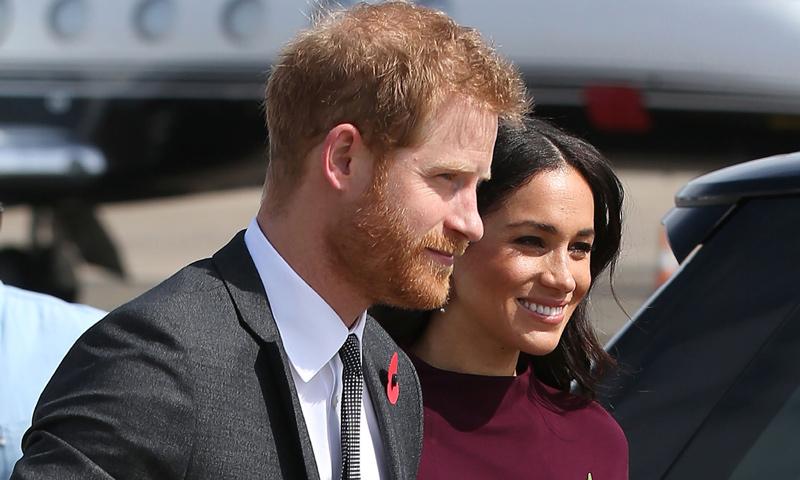 Bebé Real Duques de Sussex: estos son los nombres que más suenan para el hijo del príncipe Harry y Meghan Markle