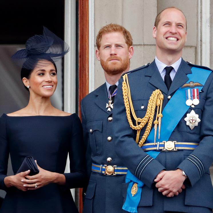 La sorprendente visita de los duques de Cambridge a Meghan Markle en la recta final de su embarazo