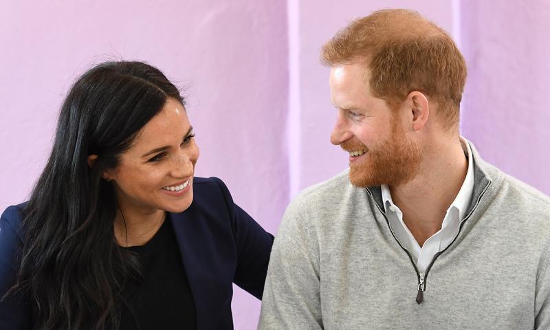 Los planes de Harry para la próxima semana dan una pista sobre el nacimiento de su hijo
