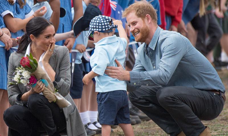 Por qué ya no se puede apostar sobre la fecha del nacimiento del hijo de los duques de Sussex