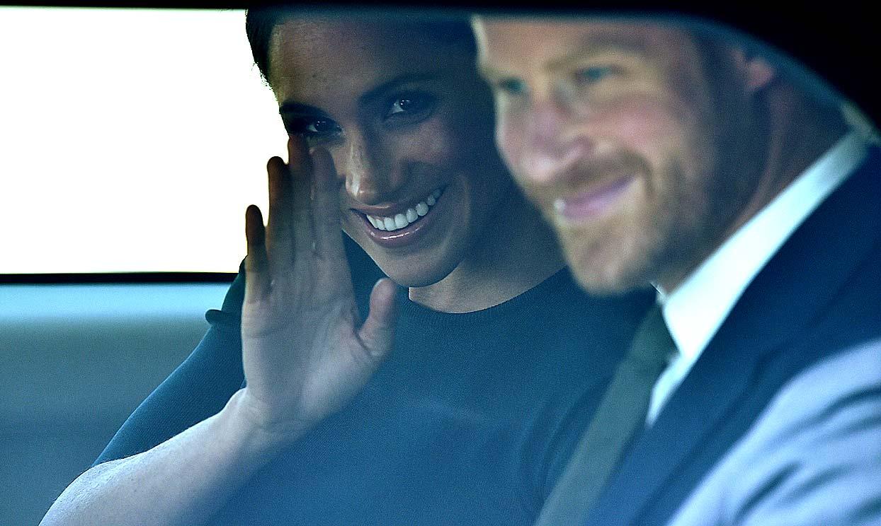 El Palacio de Buckingham anuncia que el bebé de los duques de Sussex está en camino