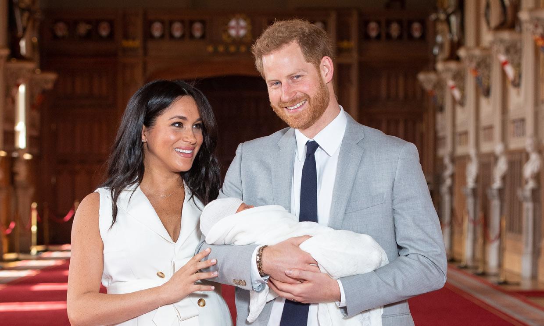 La duquesa de Sussex cuenta cómo es su bebé
