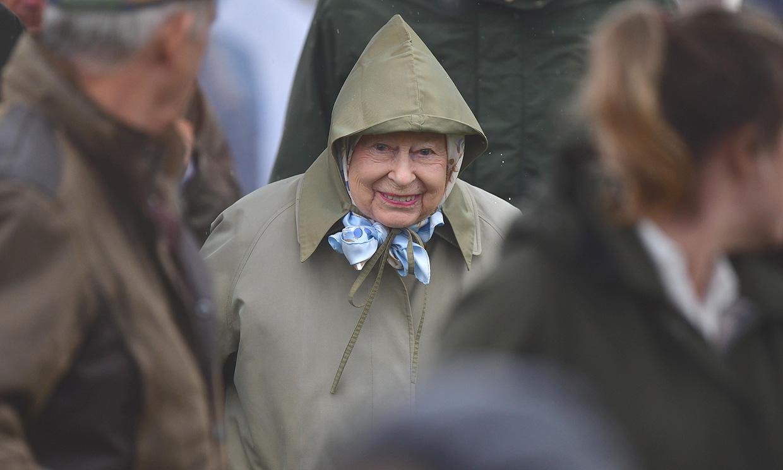 La felicidad de la reina Isabel, que hoy conocerá al bebé de Harry y Meghan