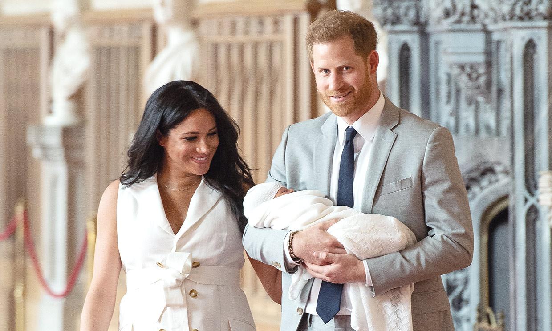 Príncipe, duque, conde... ¿qué titulo llevará el hijo de Harry y Meghan?