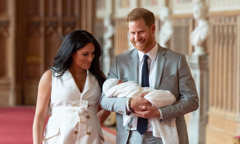 ¿Han rendido los Duques de Sussex un homenaje a Diana de Gales al escoger el nombre de Archie para su hijo?