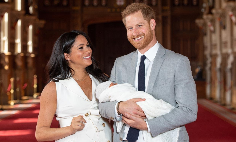 ¿Seguirán los duques de Sussex la tradición en el bautizo de Archie Harrison?